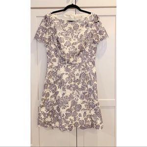 Tory Burch Boatneck Lace Dress